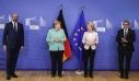 Σύγκλιση Μέρκελ, Φον ντερ Λάϊεν, Σασόλι και Μισέλ: Υπέρ μιας συμφωνίας το συντομότερο δυνατόν