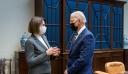 Λευκός Οίκος: Ο Μπάιντεν είδε την Τιχανόφσκαγια – «Η Λευκορωσία θα είναι ένα a success story»