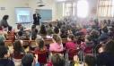 Ο Άγγελος Τσιγκρής μίλησε στους μαθητές του 33ου Δημοτικού Σχολείου της Πάτρας για τη σχολική βία