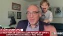 Ο παππούς δίνει συνέντευξη για την πανδημία και ο εγγονός κάνει τους πάντες να σκάσουν στα γέλια