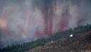 Στη Λα Πάλμα ο Σάντσεθ μετά την έκρηξη του ηφαιστείου Κούμπρε Βιέχα  – Συγκλονιστικές εικόνες