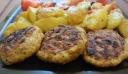 Μπιφτέκια με διαφορετικές πατάτες πεντανόστιμες !!!