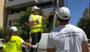 Τι τους φταίνε οι πινακίδες …Επιχείρηση Clean Up – Safety Day στο Δήμο Αθηναίων