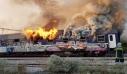 Πυρκαγιά ξέσπασε σε βαγόνι του ΟΣΕ στη Θεσσαλονίκη