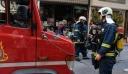 Θεσσαλονίκη: Απεγκλωβίστηκε ηλικιωμένος μετά από φωτιά σε διαμέρισμα