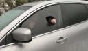 Τι πιστεύετε ότι σπάει αυτή η γυναίκα στο αυτοκίνητό της; [Βίντεο]