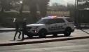 Γρονθοκόπησε γυναίκα αστυνομικό, της έκλεψε το περιπολικό και έφυγε