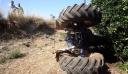 Τραγωδία στη Λάρισα: Νεκρός αγρότης που καταπλακώθηκε από τρακτέρ