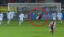 Τερματοφύλακας έριξε γροθιά σε αντίπαλο χωρίς να τιμωρηθεί!