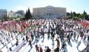 Διαδηλώσεις στον αστερισμό του… κορονοϊού