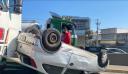 Κίνηση: Σύγκρουση οχημάτων στην Αττική Οδό – Μποτιλιάρισμα στην περιοχή