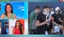 «Χαιρετίσματα στον Κυριάκο, τον αγαπάω»: Πιτσιρικάς χαιρετά on camera τον πρωθυπουργό από το λιμάνι του Πειραιά
