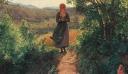 «Σάλος» με τον πίνακα 150 ετών που δείχνει γυναίκα να κρατά iPhone