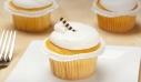 Σπιτικά cupcakes με βανίλια