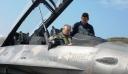 Ο Αρχηγός ΓΕΕΘΑ πέταξε με F-16 στη Λήμνο [φωτο]