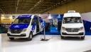 Τα αμιγώς ηλεκτρικά οχήματα VAN του ομίλου SAIC, ΜAXUS EV80