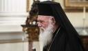 Ευχαριστήρια επιστολή προς τον αρχιεπίσκοπο Ιερώνυμο από την Εκκλησία της Κρήτης