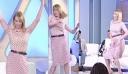 Τατιάνα Στεφανίδου: Ο ξέφρενος χορός της on air a la Φουρέιρα με το κομμάτι «καραμέλα»