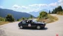 O Σπύρος Μουστάκας με συνοδηγό τον Μάρκο Μουστάκα νικητές στο Rally Regularity Σικυωνίων