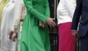 Υπάρχει λόγος που η Kate Middleton επιλέγει συχνά outfits σε πράσινο χρώμα