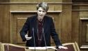 Γεροβασίλη: Η πολιτική και ο προϋπολογισμός της ΝΔ είναι οργουελικής έμπνευσης