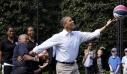 Το εξωφρενικό ποσό που πουλήθηκε μια φανέλα μπάσκετ του Μπαράκ Ομπάμα