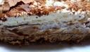 Σοκολατένια τάρτα με καραμέλα κρέμα μπισκότα γεύση που δεν περιγράφετε