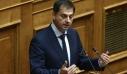 Θεοχάρης: Αυξημένα κατά 28% τα κονδύλια για το υπουργείο Τουρισμού