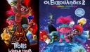 Trolls World Tour - Οι Ευχούληδες 2: Παγκόσμια Περιοδεία (μεταγλ), Πρεμιέρα: Αύγουστος 2020 (trailer)
