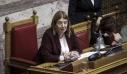Τασία Χριστοδουλοπούλου για τη μετάταξη κόρης της στη Βουλή: Αξιοποιήθηκαν γνωριμίες