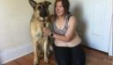 Είχε φτάσει τα 160 κιλά μέχρι που ξεκίνησε καθημερινό τρέξιμο με τον σκύλο της. Απλά δείτε την απίστευτη μεταμόρφωσή της!