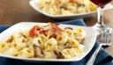 Τορτελίνι με 5 τυριά, προσούτο και μανιτάρια!
