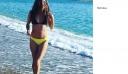 Τι κι αν κάνει κρύο... Ελληνίδα ηθοποιός βούτηξε στη θάλασσα (φωτό)