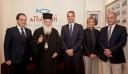 Μητσοτάκης: Η Εκκλησία επιβεβαιώνει την κύρια κοινωνική αποστολή της