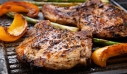 Χοιρινά μπριζολάκια με Jack Daniel's sauce