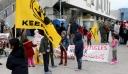 Συνεχίζουν για δεύτερη ημέρα την απεργία πείνας οι πρόσφυγες στο Ελληνικό