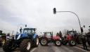 Θεσσαλονίκη: Αγρότες απέκλεισαν τον κόμβο αεροδρομίου