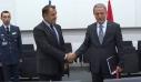 Συνάντηση του ΥΠΕΘΑ Νίκου Παναγιωτόπουλου με τον Τούρκο ομόλογό του