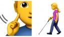 Emoji για τα άτομα με αναπηρία