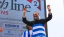 Nο Finish Line: Ρεκόρ με 95.295 χλμ., νικητής ιερέας που έκανε 430  χλμ. τρέχοντας με ράσα!