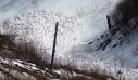 Τουρίστες καταγράφουν καρέ καρέ χιονοστιβάδα
