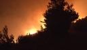 Νύχτα-θρίλερ στην Εύβοια: Υπό έλεγχο η φωτιά στην Κάρυστο
