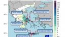 Κακοκαιρία Ηφαιστίων: Εύβοια, Κρήτη και Άνδρος τα πιο έντονα φαινόμενα