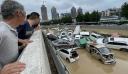 Κίνα: Συνεχίζονται οι καταστροφικές πλημμύρες στο κεντρικό τμήμα της χώρας