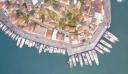 «Έμφραγμα» από σκάφη στο λιμάνι του Πόρου – Δείτε φωτογραφίες