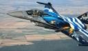 Πτήση F-16 πάνω από τη Θεσσαλονίκη -Πρόβα για τις εκδηλώσεις της 28ης Οκτωβρίου