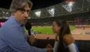 Ελληνίδα πρωταθλήτρια κατέρρευσε την ώρα που έκανε δηλώσεις στην ΕΡΤ (βίντεο)