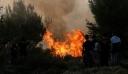 Εύβοια: Ολονύχτια μάχη με τις φλόγες στη Σέτα