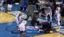Σοκαριστικός τραυματισμός παίκτη στο ΝΒΑ