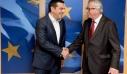 Τσίπρας σε Γιούνκερ: Να εφαρμοστούν οι κυρώσεις κατά της Τουρκίας